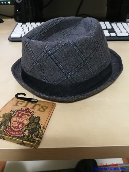 泡吧绅士帽 Stylish Hat XL Fi..
